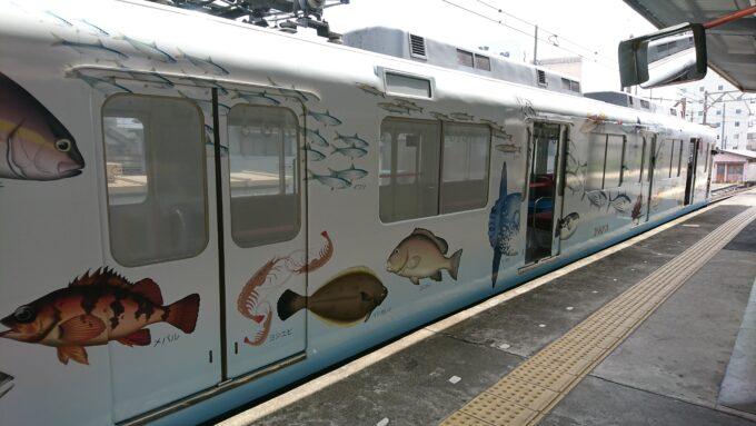 お魚図鑑列車02